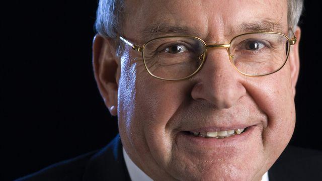 L'UDC Jean-Pierre Graber n'a pas été réélu dans le Jura bernois le 23 octobre 2011. [Keystone]