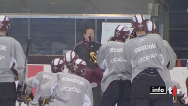 Hockey: la tension monte à Genève avant la rencontre qui verra s'affronter le Genève-Servette et Ambri Piotta