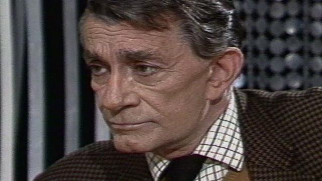 Jean Claude Pascal en 1986 [TSR 1986]