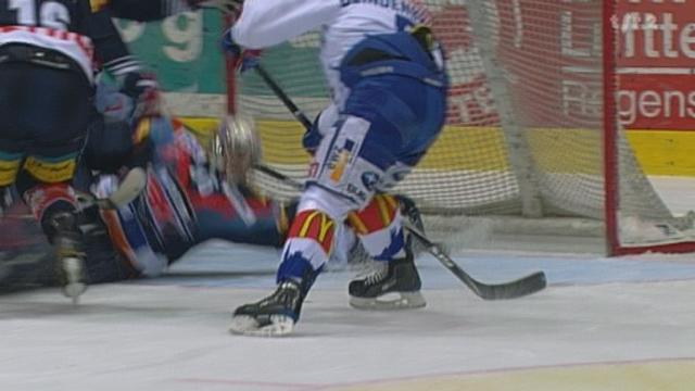 Hockey / LNA (18e j.): Kloten - Zurich (2-0)