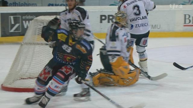 Hockey / LNA (18e j.): Berne - Lugano (2-5)