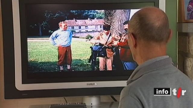 Cinéma : rencontre avec l'acteur qui avait incarné Tintin dans les précédentes adaptations cinématographiques de l'oeuvre d'Hergé
