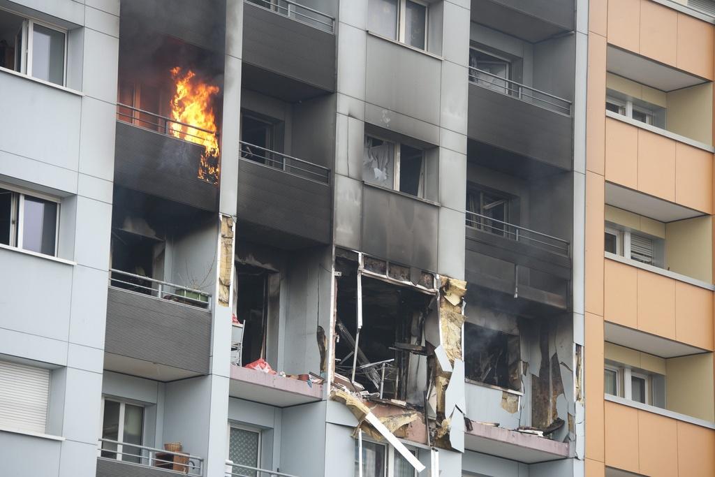 Acquittement des employ s impliqu s dans l 39 explosion d for Appartement a yverdon