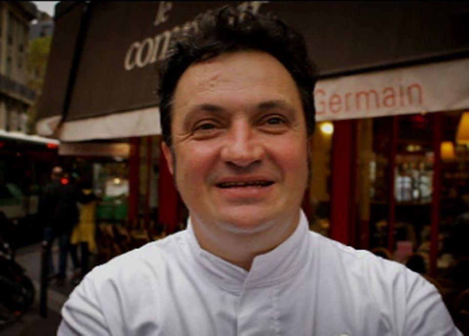 Yves Camdeborde, un Masterchef