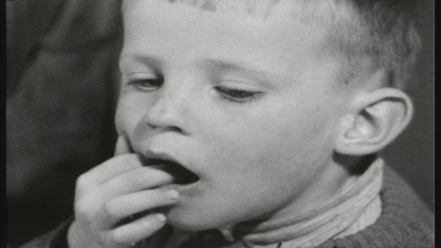 Pauvreté à Noël en 1961