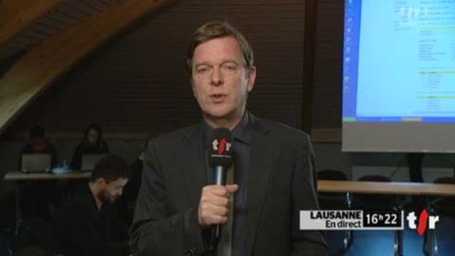 Elections aux Etats (VD): les précisions d'André Beaud