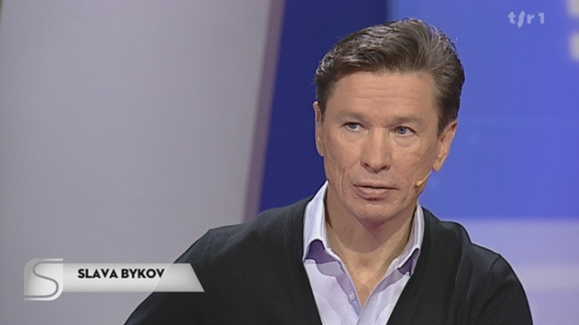 Hockey : entretien avec Slava Bykov, ancien joueur FR Gottéron et entraîneur (1e partie)