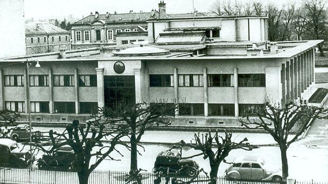 Radio Genève annees 1940 [RTS]