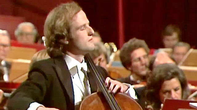 François Guye joue Dvorak [TSR]