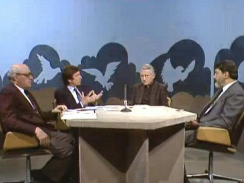 Le pape en question [TSR 1984]