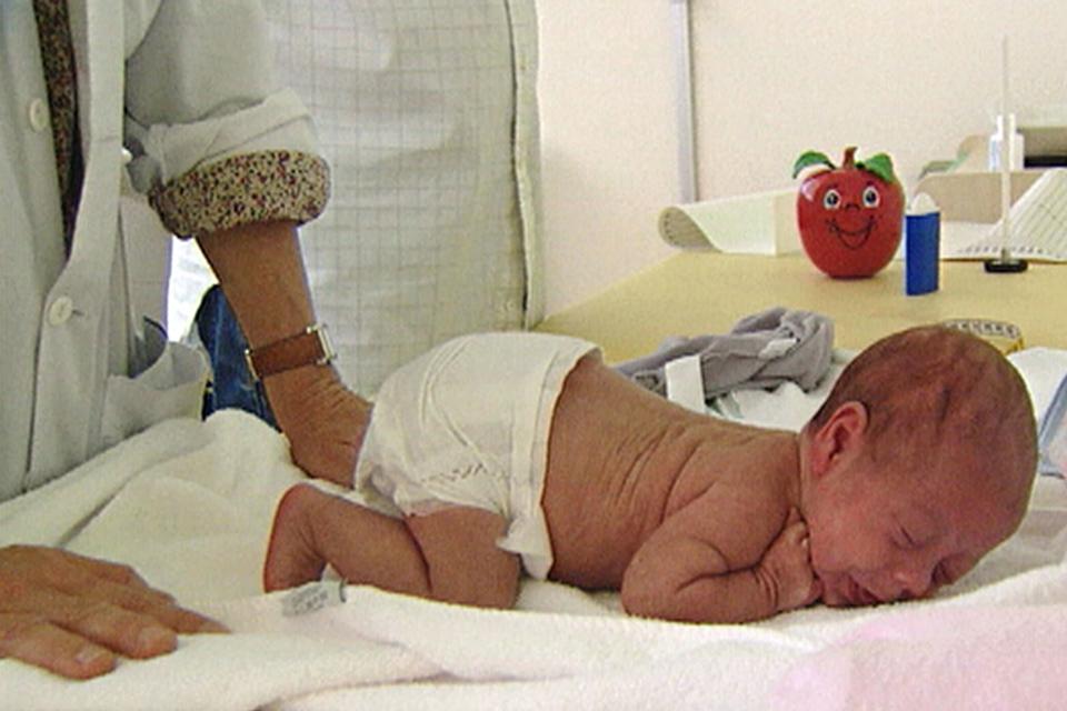 La Suisse affiche un des taux de naissances prématurés les plus élevés d'Europe [RTS]