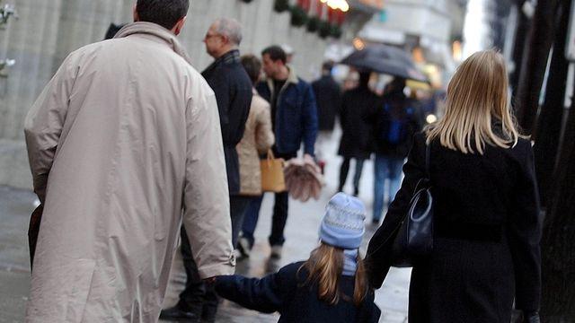 Cette mesure permettra à chaque parent de garder son autorité sur l'enfant.  [Walter Bieri]