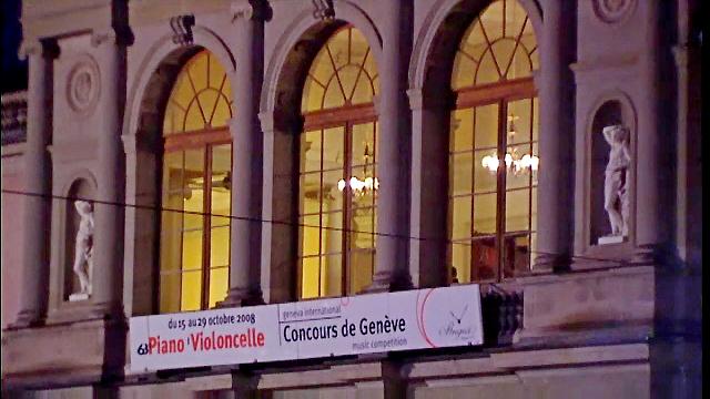 Concours de Genève, l'exigence de la musique