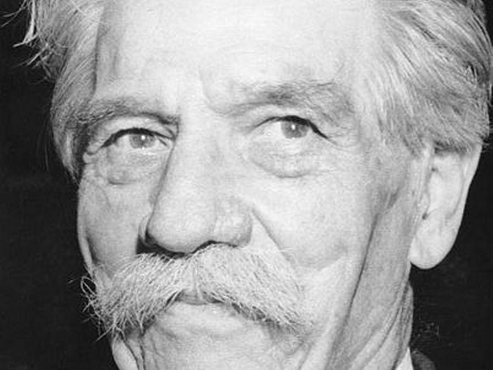 Albert Schweitzer [Wikimedia, Deutsches Bundesarchiv]