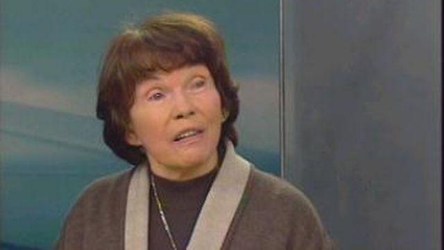 Danielle Mitterrand [TSR]