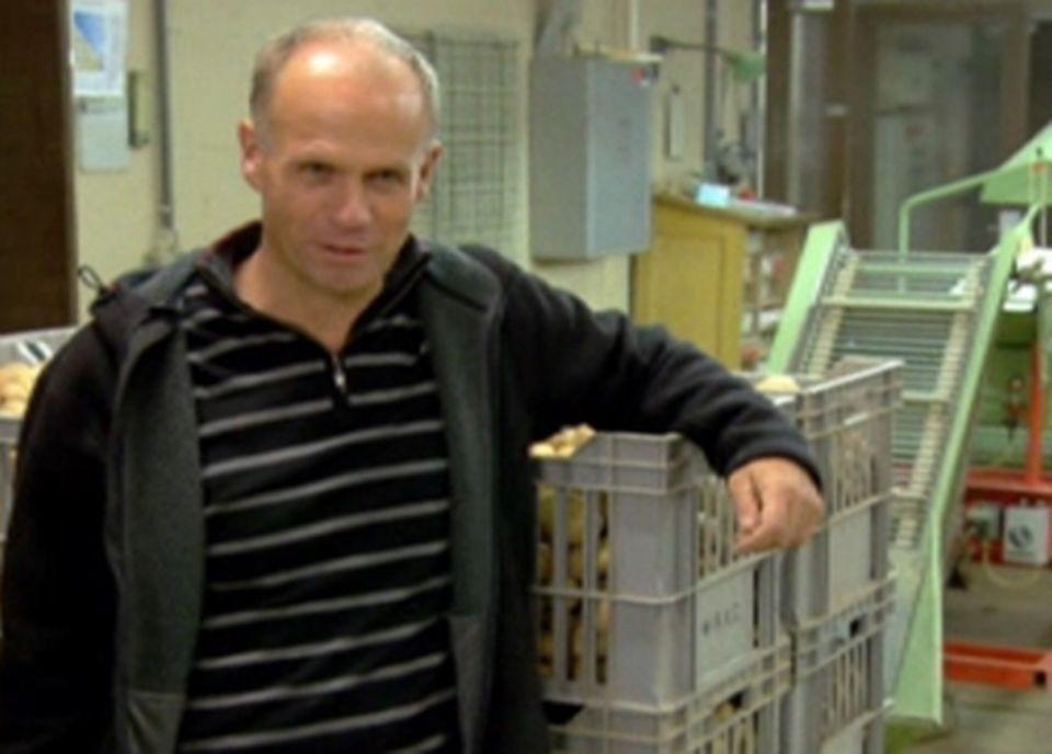 Ruedi Schwärzel, agronome au centre de recherche Agroscope de Changins