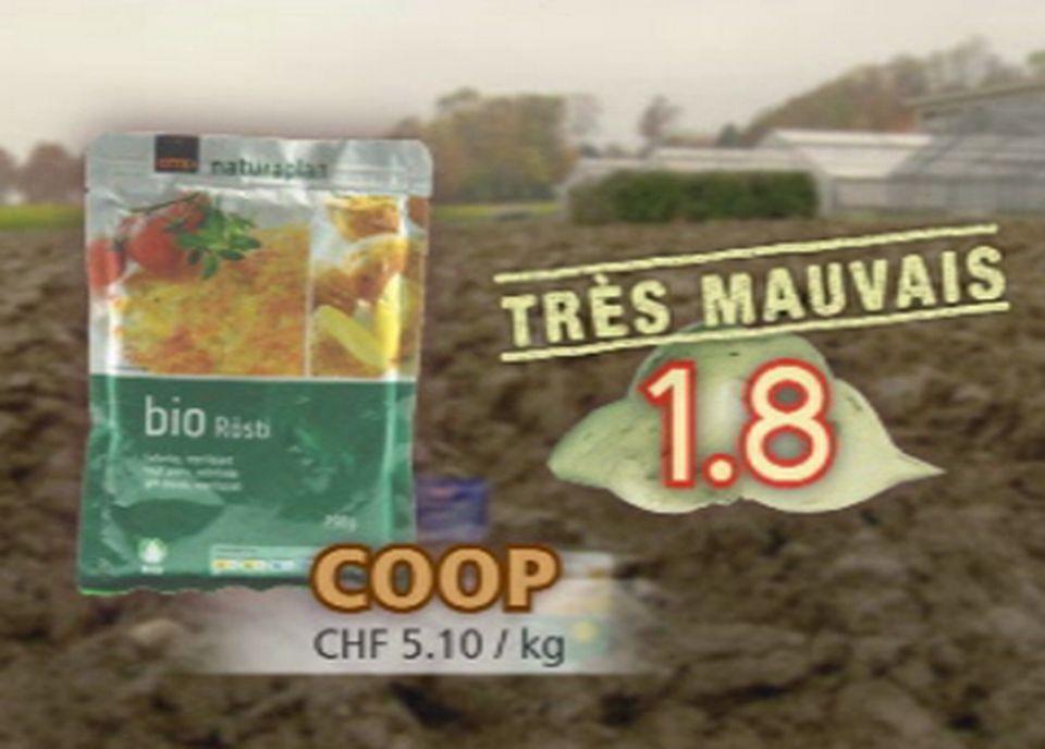 Rösti Bio Naturaplan Coop
