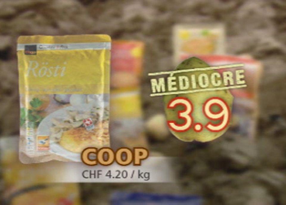 Le Rösti Qualité & Prix de la Coop