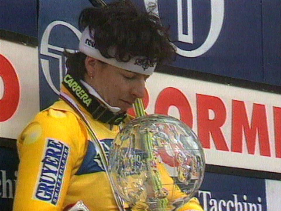 Vreni Schneider [TSR 1995]