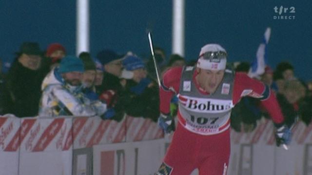 Ski de fond/Kuusamo: Petter Northug remporte le 10km. Dario Cologna termine quatrième