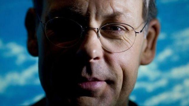 Jacques Arnould,le 18 novembre 2011 au siège du CNES à Paris [AFP]
