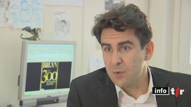 Le magazine Bilan publie le classement 2011 des trois cent personnes les plus riches de Suisse