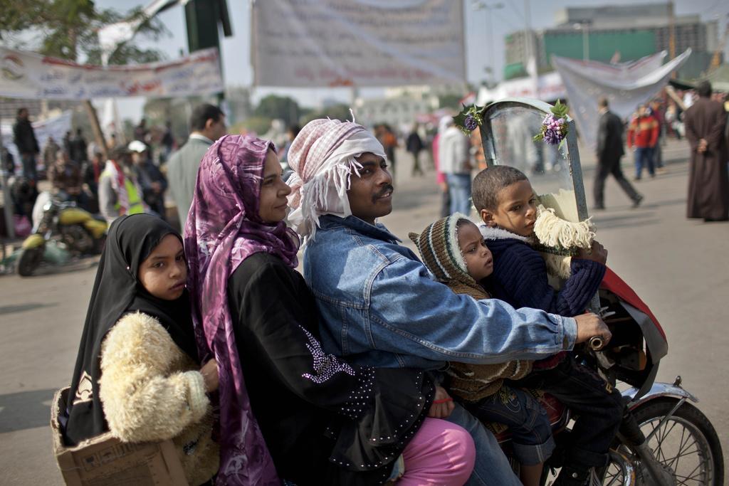 Egypte: dernière phase d'élections législatives - rts.ch - Monde