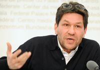 Sandro Cattacin, professeur de sociologie à l'université de Genève. [Lukas Lehmann - Keystone]