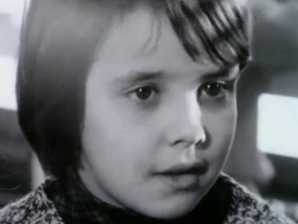 Enfant écoutant [TSR 1971]
