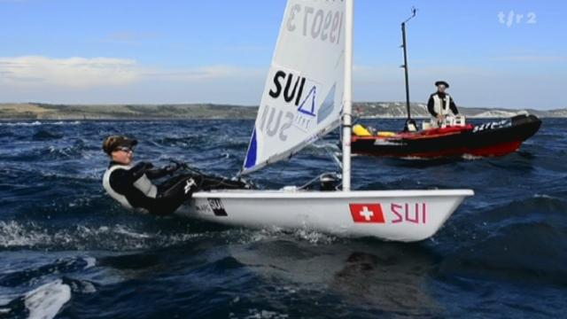 Voile: Nathalie Brugger s'est qualifiée pour les Jeux olympiques de Londres en 2012