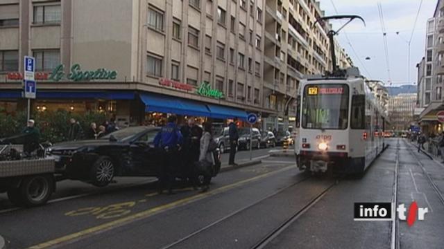GE/Changement du réseau des TPG: les Genevois ont dû affronter de nouvelles lignes de trams, ainsi que des changements d'horaires et de trajets