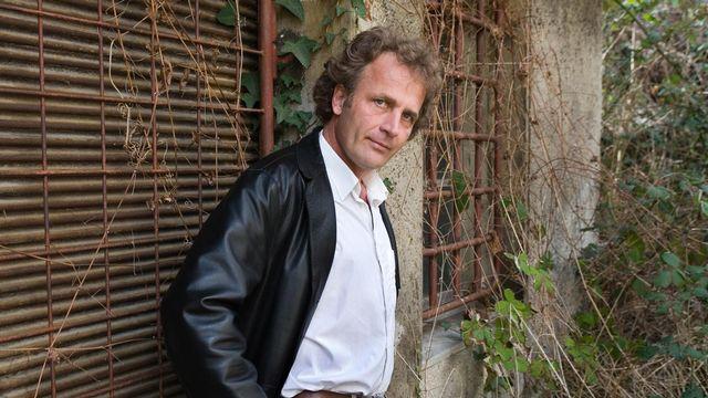 L'écrivain Alex Capus. [André Albrecht]