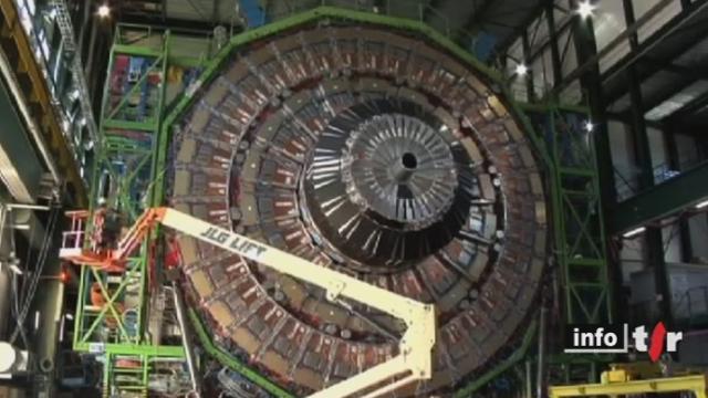 GE : au CERN, le boson de Higgs, la particule qui explique d'où vient la matière, a été cerné