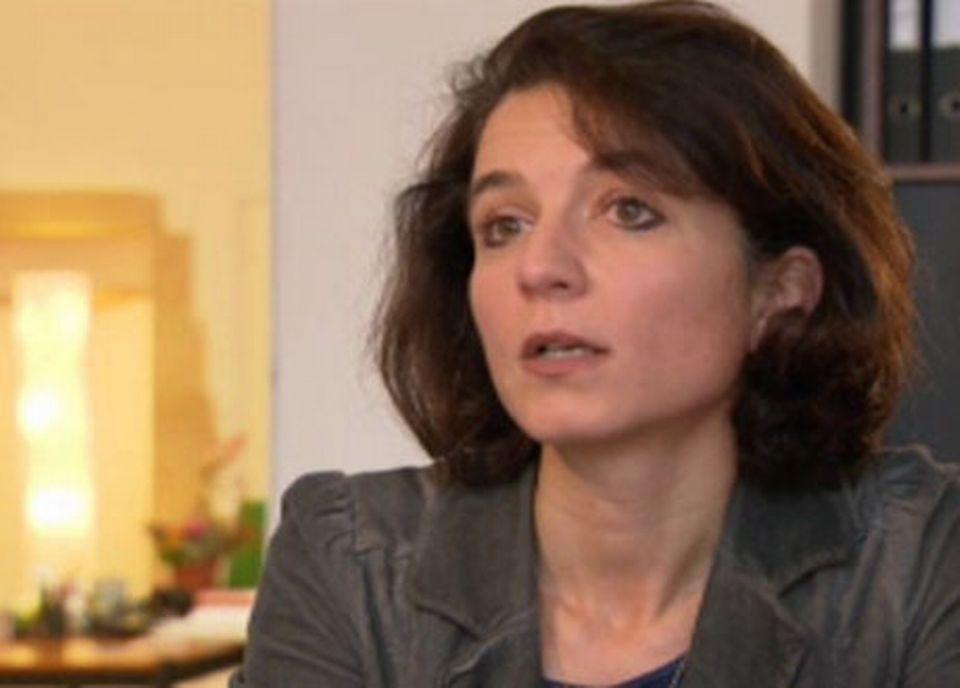 Florence Authier, diététicienne diplômée, Espace Nutrition. [RTS]