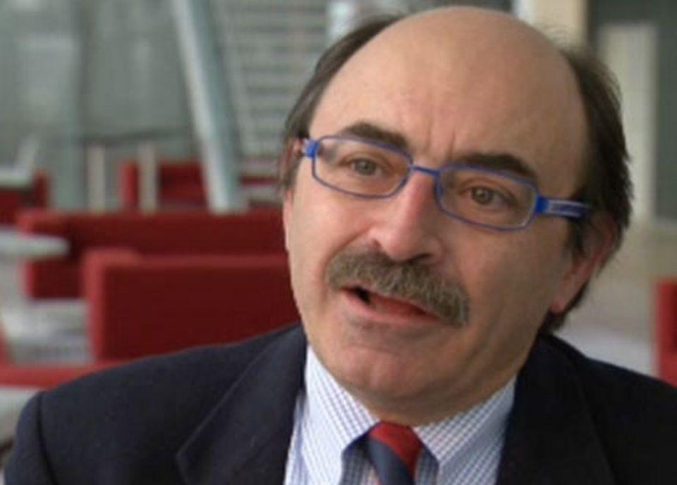 Paolo Martinello, président du Bureau Européen des Unions de Consommateurs. [RTS]