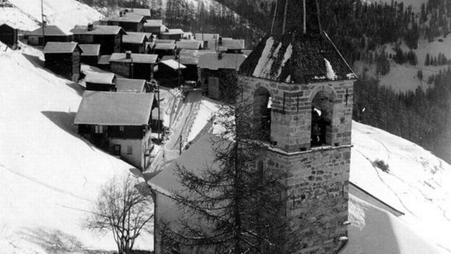 Chandolin 1953 [Luc Saugy / Notrehistoire.ch]