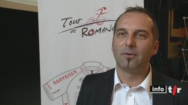 Cyclisme: le tracé de la 66e édition du Tour de Romandie a été dévoilé vendredi matin à Payerne