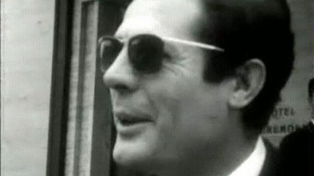 Mastroianni en 1967 [TSR 1967]