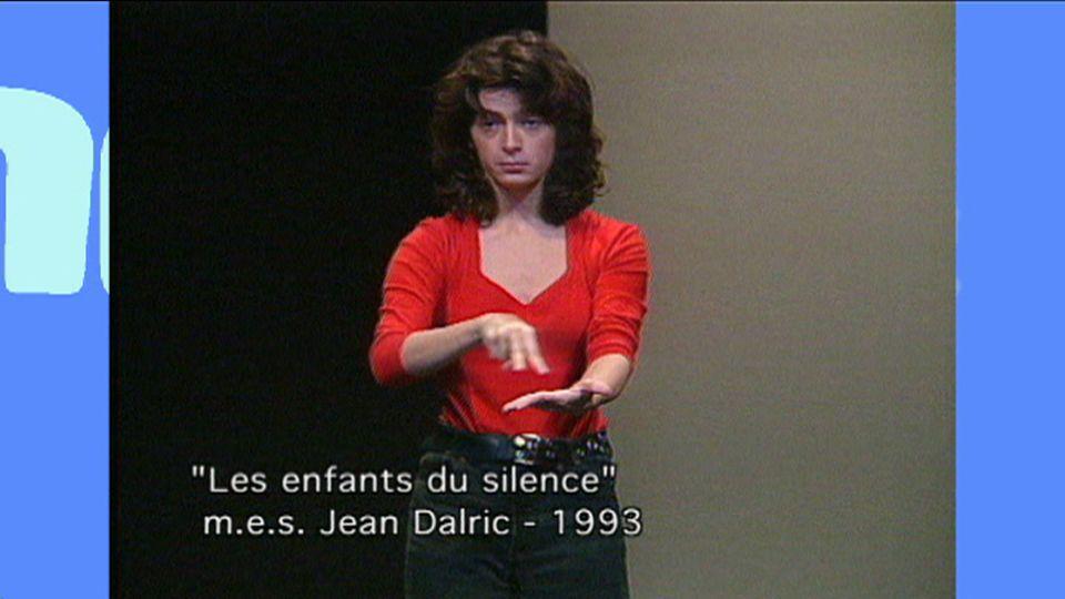 """""""Les enfants du silence"""", pièce de théâtre de Jean Dalric"""