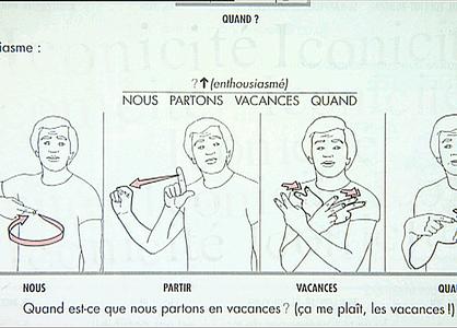 comment apprendre le langage des signes