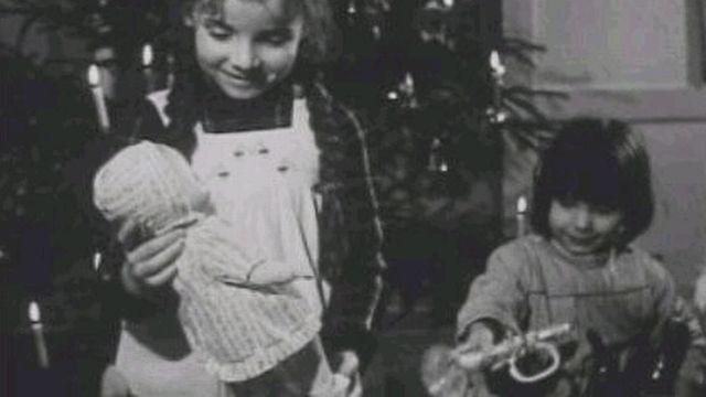 Les cadeaux en 1943 [TSR ]
