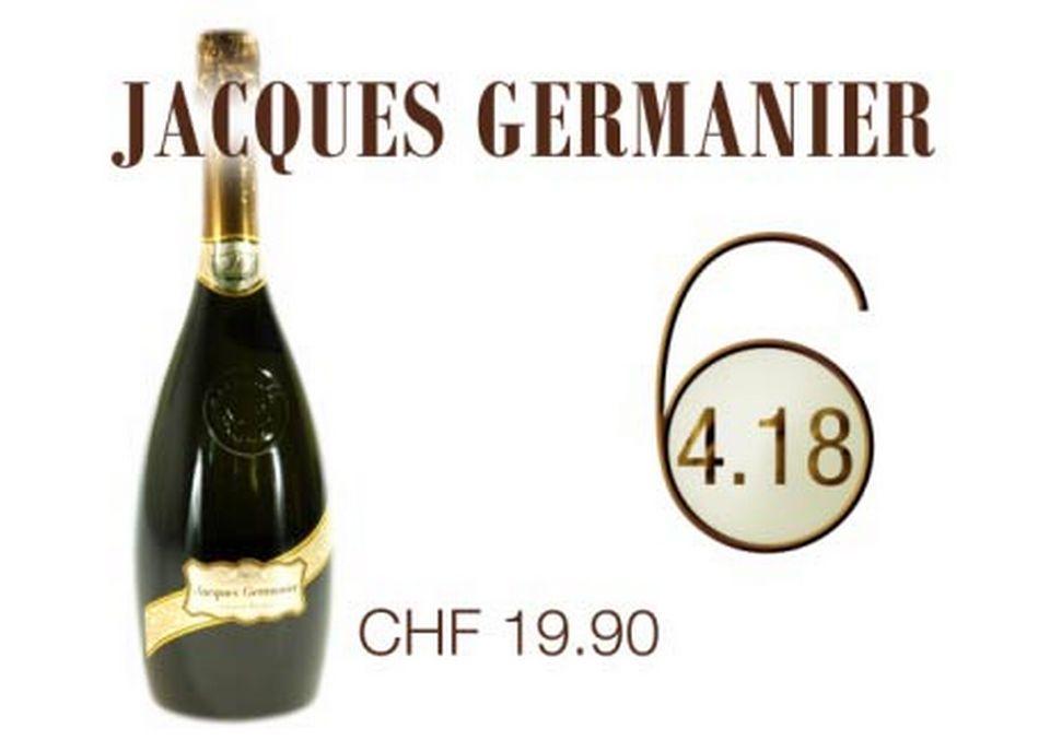 Jacques Germanier. [RTS]