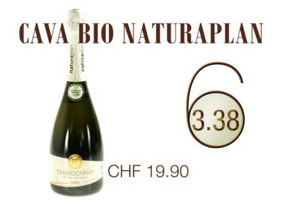 Cava Bio Naturaplan. [RTS]