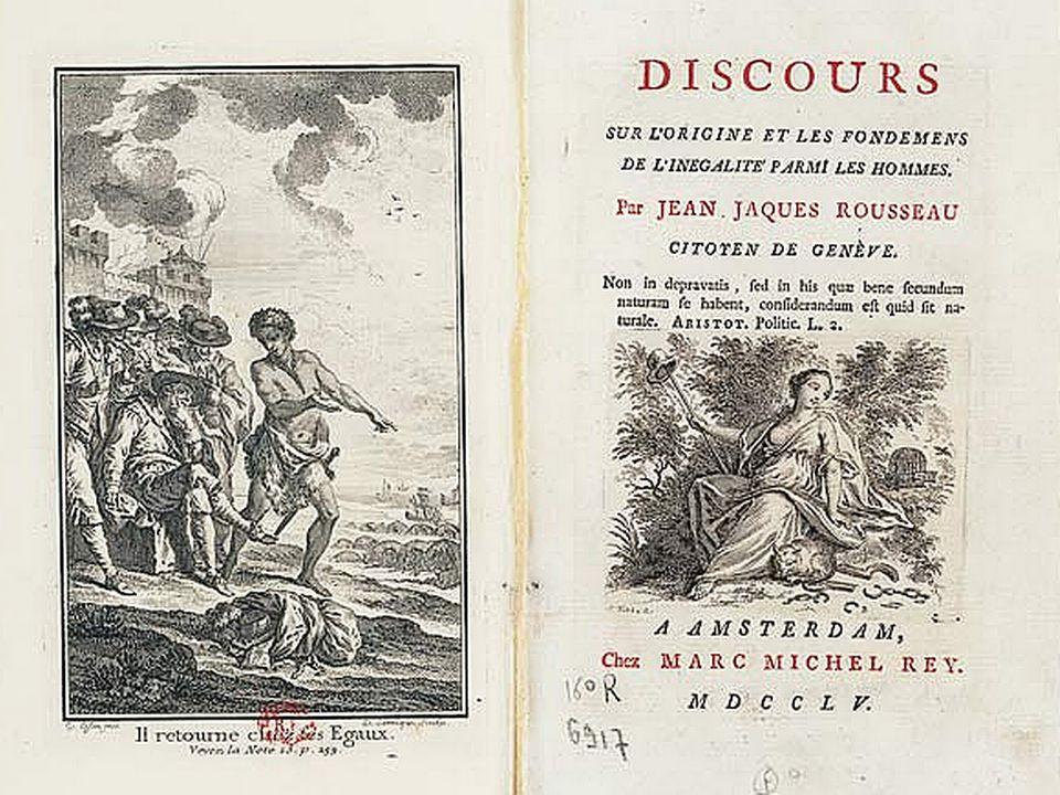 Rousseau inégalité [Wikipedia]