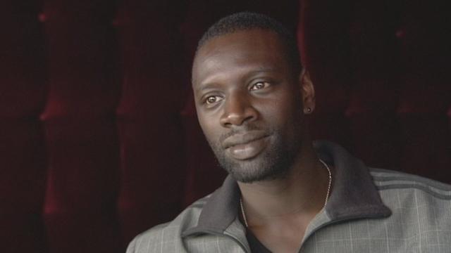 """Interview d'Omar Sy, la vedette du film """"Intouchables"""""""