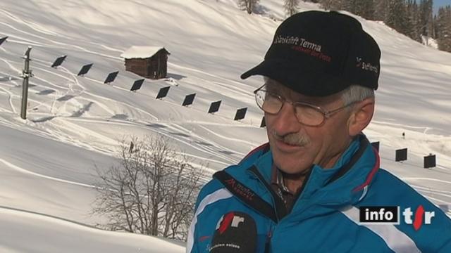 Le premier téléski solaire au monde se trouve en Suisse, et plus précisément à Tenna, dans les Grisons