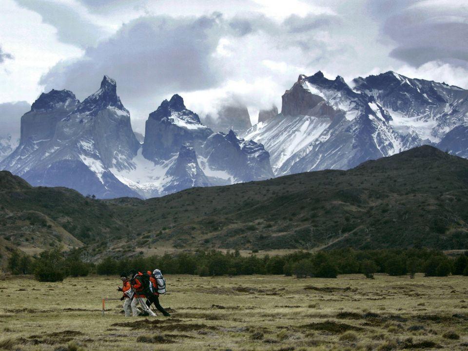 Le parc national de Torres del Paine, dans le sud de la Patagonie chilienne [Keystone]
