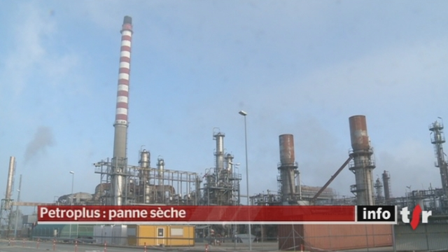 NE : le groupe Petroplus annonce la fermeture provisoire de trois raffineries, dont celle de Cressier