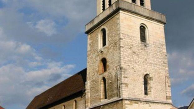 Culte radio et TV en direct de la Collégiale de St-Imier