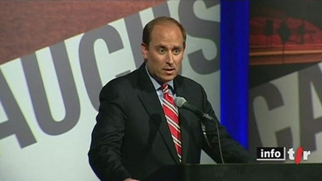 Etats-Unis / Primaires républicaines: Mitt Romney remporte de justesse le caucus de l'Iowa